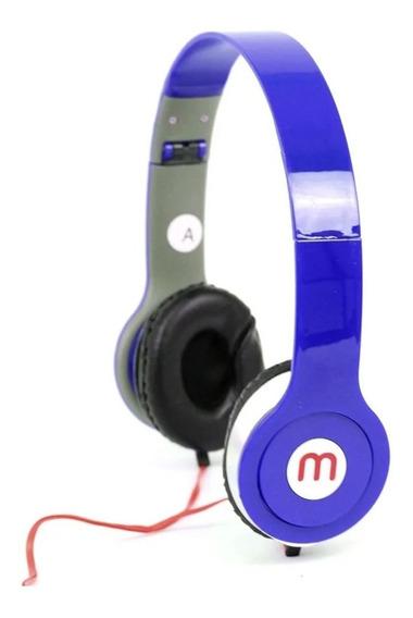 Fone De Ouvido / Com Microfone / Headphone Arco M-96 Moggto