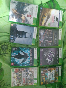 Jogos Xbox 360 Originais A Unidade (usado)