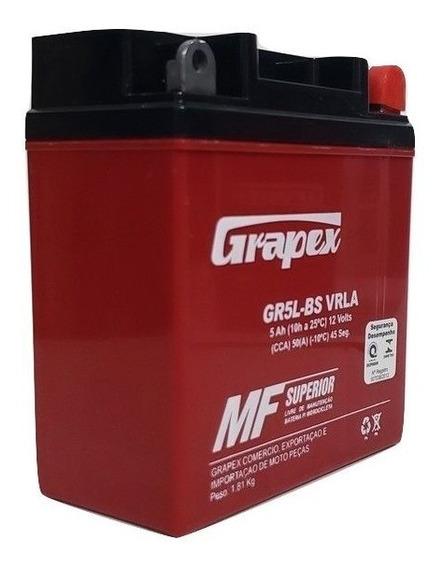 Bateria Gel Moto Yamaha Xtz 125 Crypton 105 Hunter 90 Yb5l