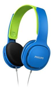Auriculares Philips Para Niños Shk2000bl/00