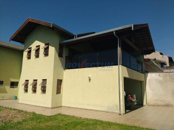 Casa À Venda Em Jardim São Pedro De Viracopos - Ca262077