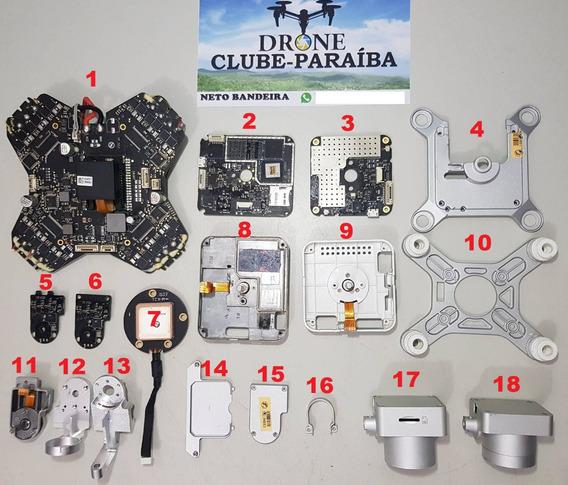 Peças,cabo,placa,braço,motor,camera Gimbal Dji Phantom 3