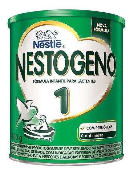 Kit 6 Leite Nestogeno 1 800g - Nestlé - Frete Grátis -