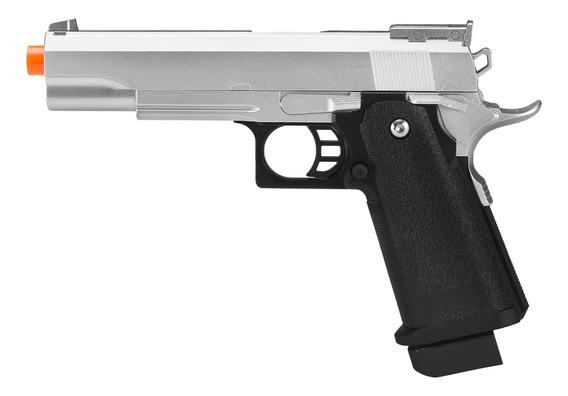 Pistola De Airsoft Spring G6s 1911 Hi-cap 5.1 Full Metal 6mm