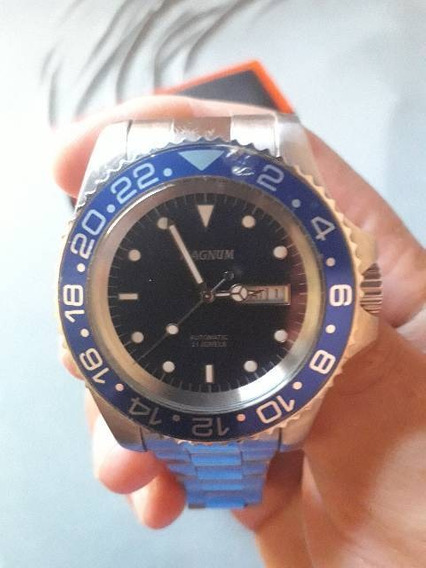 Relógio Masculino Magnum Automático