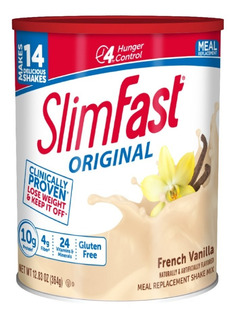 Slim Fast Original French Vanilla #1