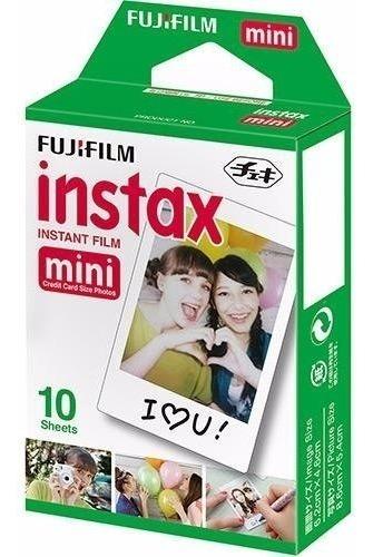 Filme Instantâneo Instax Mini - Pack Com 80 Fotos