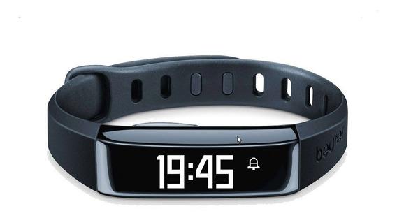 Reloj Sensor De Actividad Beurer As80c Completa Aleman