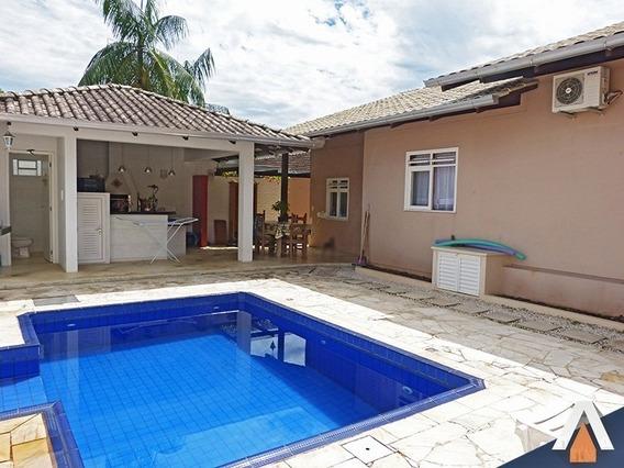 Acrc Imóveis - Casa À Venda No Bairro Velha, Com 03 Dormitórios Sendo 01 Suíte, 04 Vagas De Garagem E Área De Lazer Com Piscina. - Ca00453 - 32044131