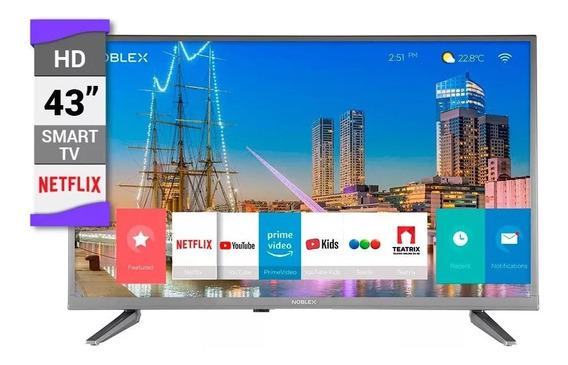 Smart Tv Led 43 Hd Noblex Dj43x5100