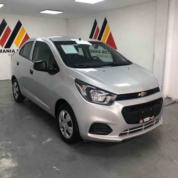 Chevrolet Beat 2018 4p Nb Lt L4/1.2 Man