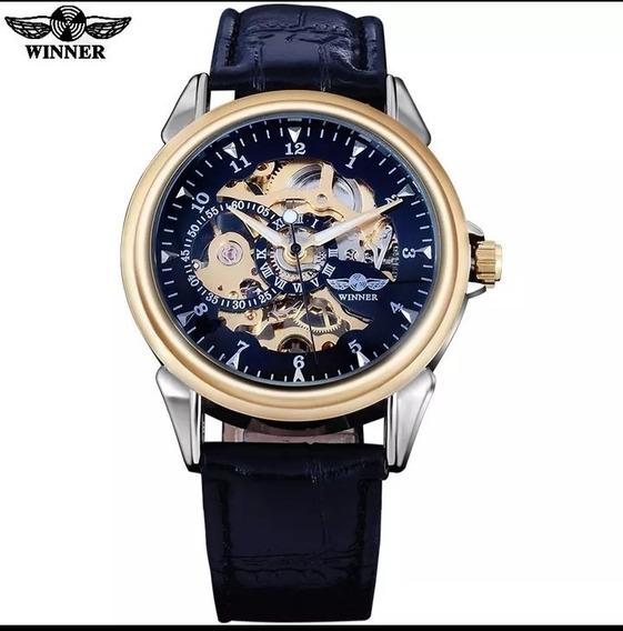 Relógio Masculino Automático Corda Frete Grátis Barato C.30