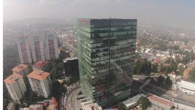 Oficina En Edificio Inteligente Torre Porche De 180 M2