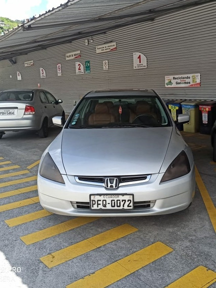 Honda Accord Ex K24