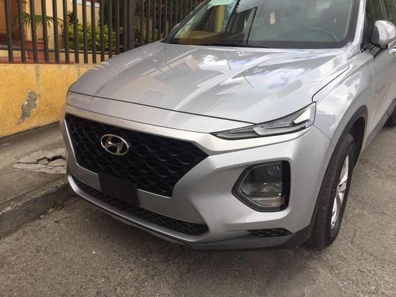 Hyundai Santa Fe Versión Básica 4x2