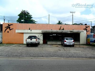 Salão Comercial Para Locação, Várzea, Recife - Sl0004. - Sl0004