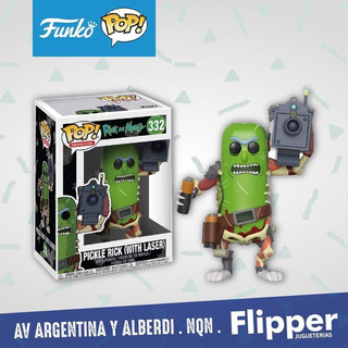 Funko Pop! Rick And Morty