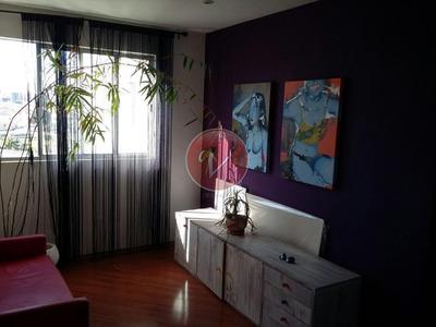 Apartamento Residencial À Venda, Parque Marajoara, Santo André. - Ap7678