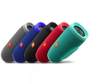 Caixinha Caixa Som Bluetooth Grave Potente Charge Mini 3