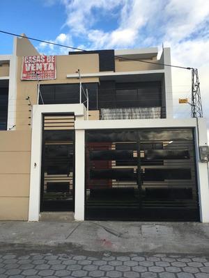 Se Vende Una Casa Por Estrenar A$117.900,sector Ecu 911