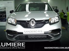 Renault Sandero 2.0 Rs 145cv 2018 0 Km Nuevo