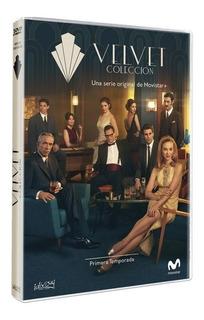 Velvet Coleccion - Serie Española - Dvd