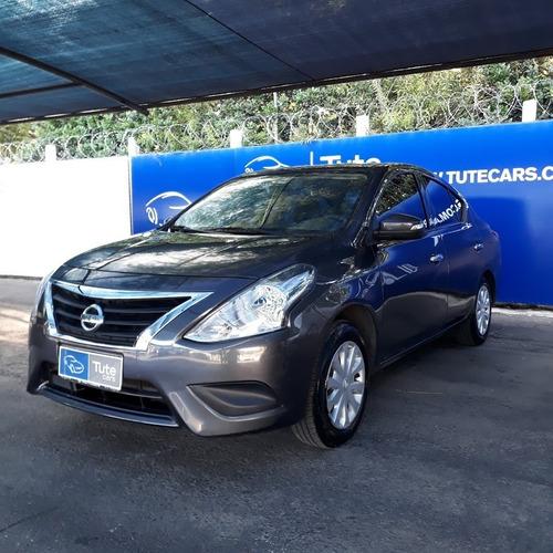 Nissan Versa Sense C/gnc - Tute Cars Eric