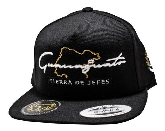 Gorra Guanajuato Tierra De Jefes Snapback 5.7 Original