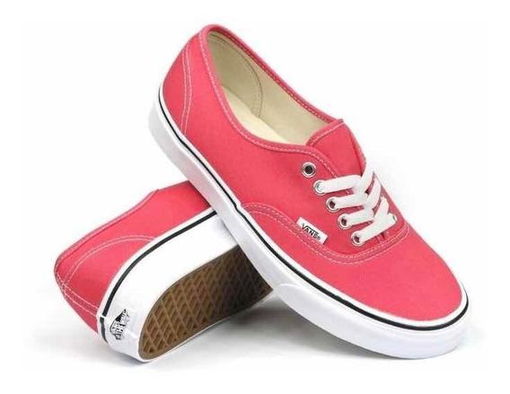 Vans Authentic Pink. Envíos A Todo El País