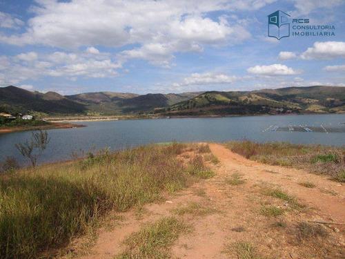 Terreno Marina Lago De Furnas À Venda, 1471 M² Por R$ 600.000 - Califórnia - Capitólio/mg - Te0410