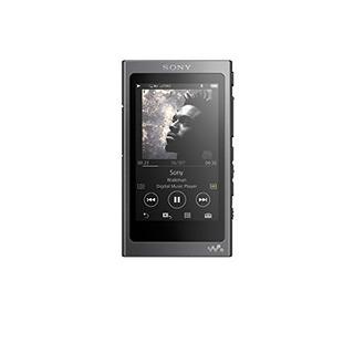 Sony Walkman A Serie Nw-a35 (b) (16 Gb) (negro Carbón) (g...