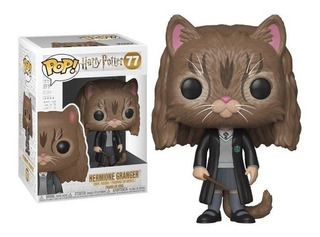 Hermione Granger Harry Potter 77 Tipo Funko Pop Almagro 21
