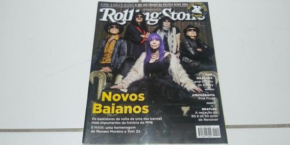 Revista Rolling Stone, N 120 - Novos Baianos (envio Grátis)