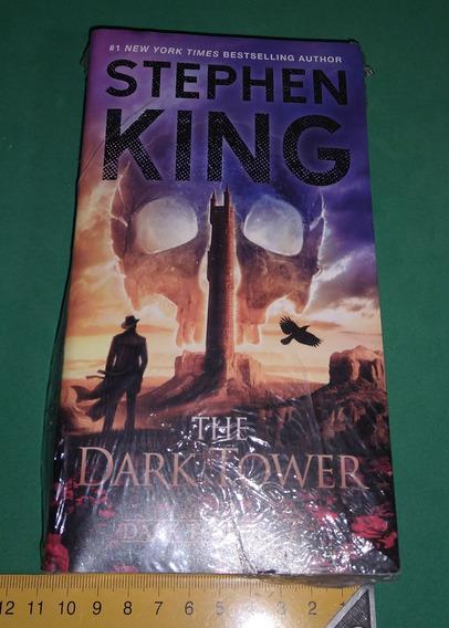 The Dark Tower - Stephen King Em Inglês Livro Novo