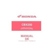 Manual De Montagem Desmontagem Cbx250 Twister