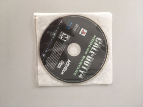 Call Of Duty 4 Modern Warfare Ps3 Original So Midia Fisica
