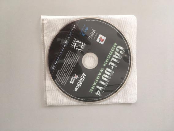Call Of Duty 4 Modern Warfare Ps3 Original So Midia Fisica