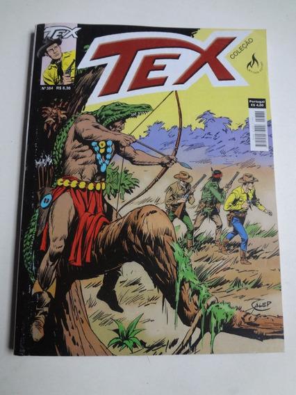 Gibi Tex Coleção N° 384