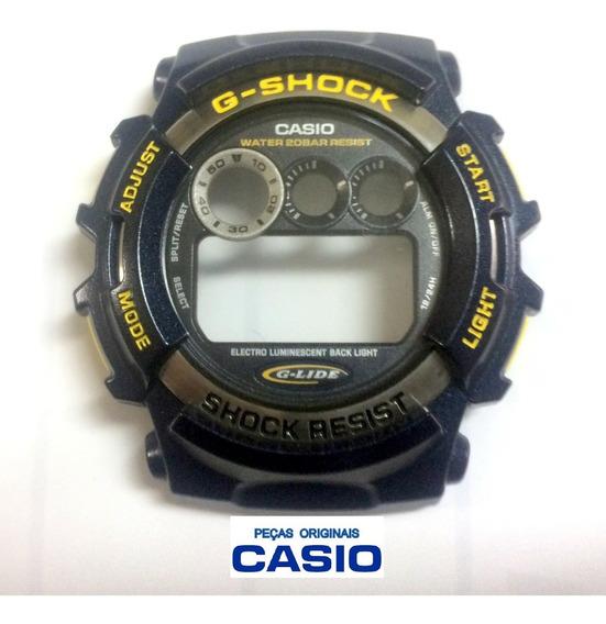 Relógio Casio Caixa Original G-shock G-lide Gl-110 Nova