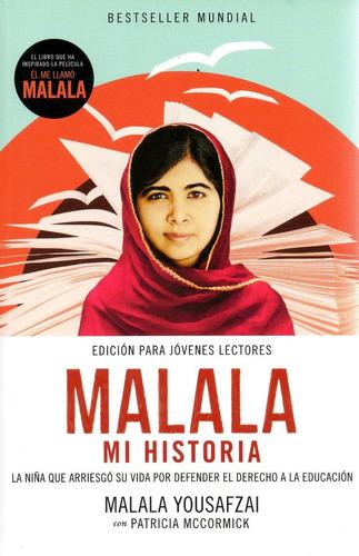 Libro: Malala Mi Historia (edición Para Jóvenes Lectores)