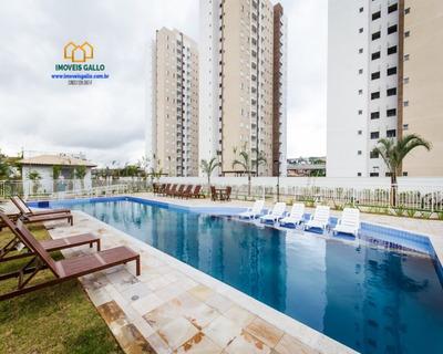 Apartamento Pronto Na Vila Ema Lisse Residence 56 Metros Com Planejados - Lisse Res - 4700168