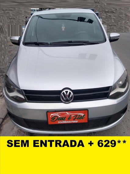 Vw Fox Rock In Rio 1.6 Flex 4pts Completo Unico Dono Couro