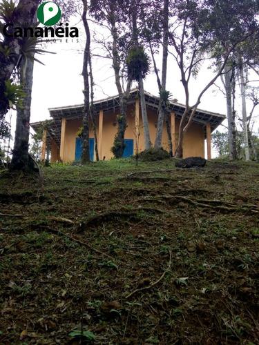 Refúgio Em Paraíso Ecológico Disponível Para Venda - Bairro Do Ariri Em Cananéia/sp - Ca00068 - 68347691