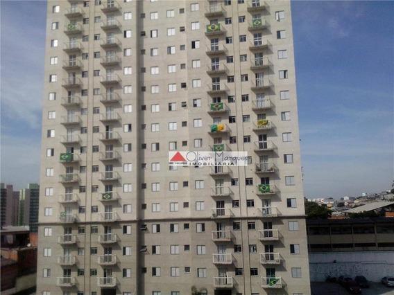 Apartamento Com 2 Dormitórios À Venda, 47 M² Por R$ 270.000,00 - Bussocaba - Osasco/sp - Ap3505