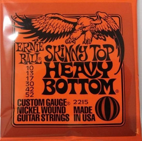 Encordado Electrica Ernie Ball 2215 010-052 Heavy Bottom