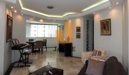 Apartamento Com Sacada, 3 Dorms, 3 Vagas, Lazer Completo - Ja17671