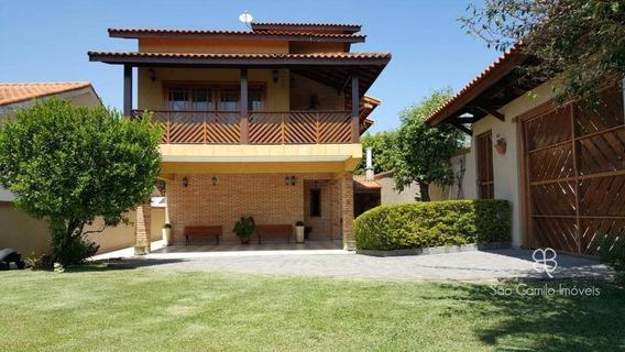 Casa Com 4 Dormitórios À Venda, 199 M² Por R$ 980.000 - Jardim Da Glória, Granja Viana - Cotia/sp - Ca1411