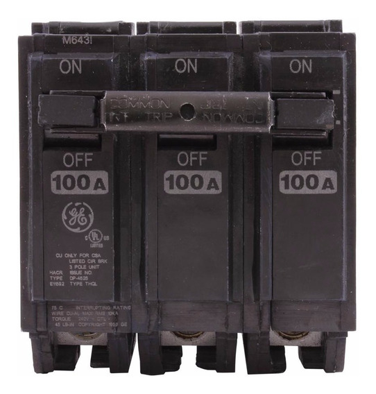 Pastilla Eléctrica General Electric Thql 32100
