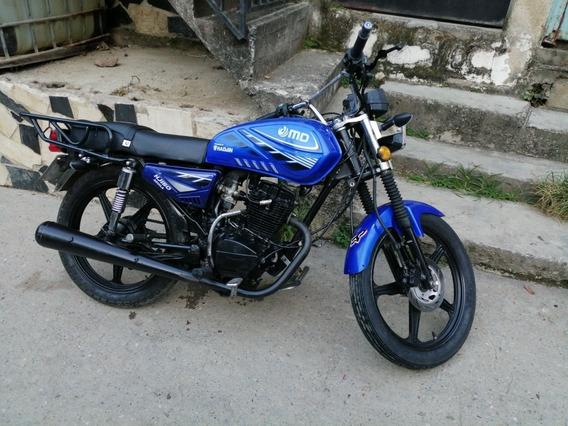 Moto Md Águila