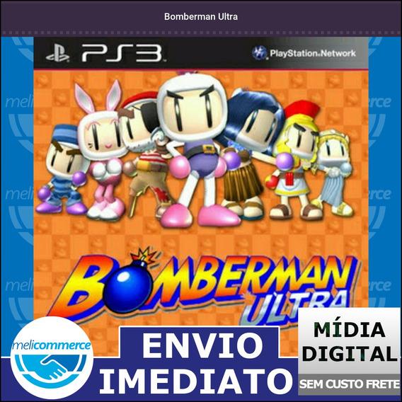 Bomberman Ultra Digital Psn Envio Imediato